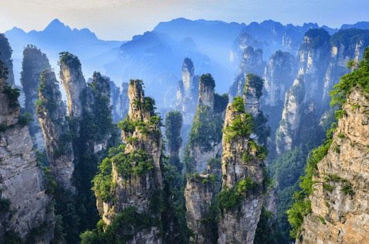china experiences scenery