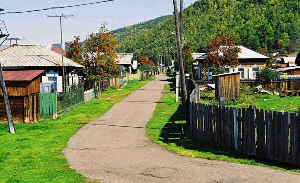 listvyanka homestay 1
