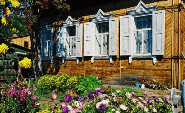 listvyanka homestay 5