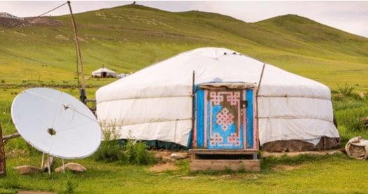 mongolian ger image 2