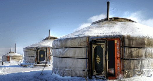 mongolian ger image 4