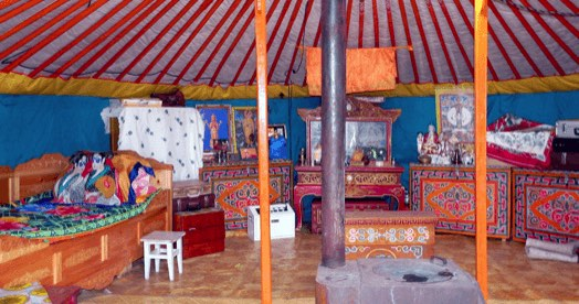 mongolian ger image 6