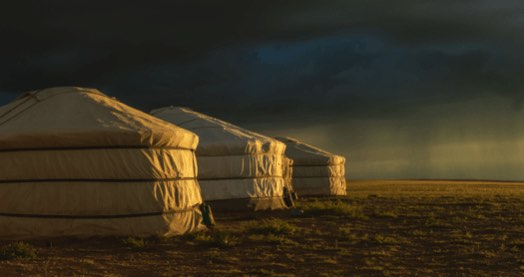 mongolian ger image 7