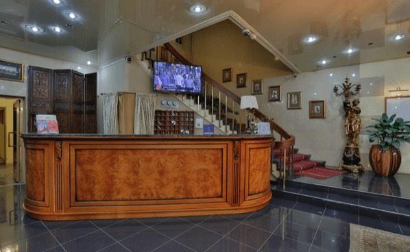 moscow arbat house 1