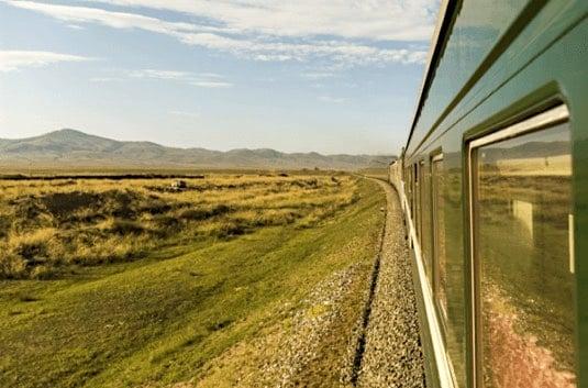 russia experience train