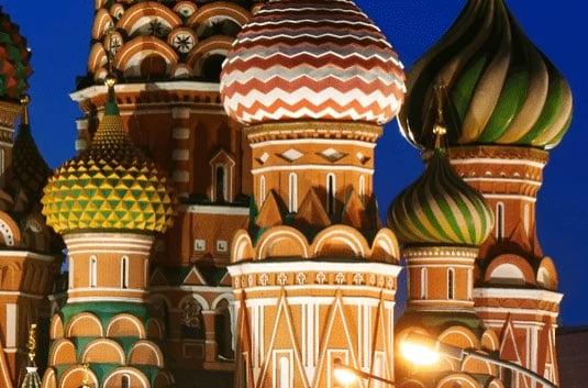 russia experiences architecture