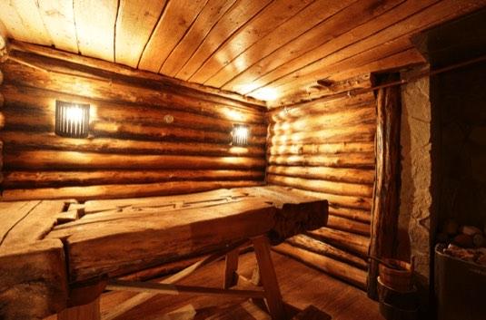russia experiences sauna