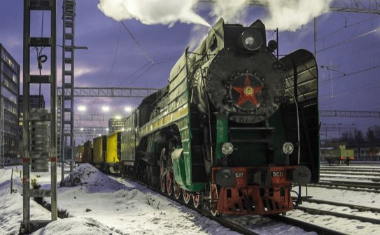 GE trans-siberian winter steam button
