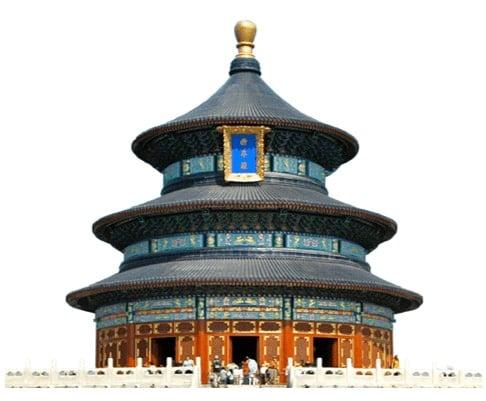 TS tours China