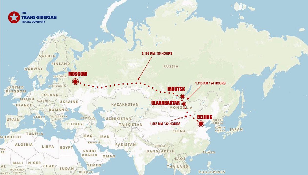 TSB05 map