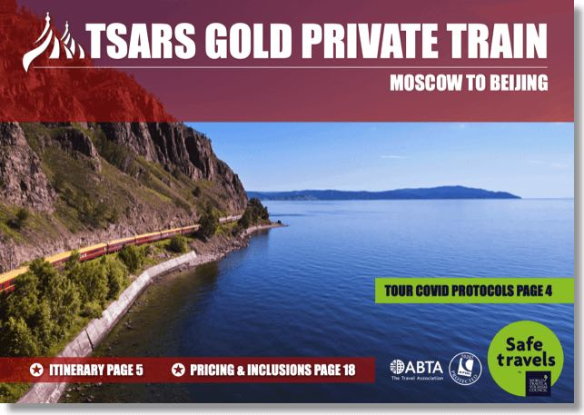 Tsars Gold Moscow Beijing dossier