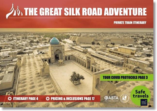 Tsars Gold great silk road dossier