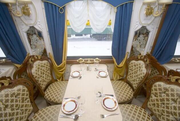 imperial russia dining photo 10