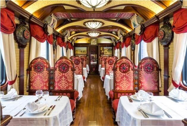 imperial russia dining photo 5