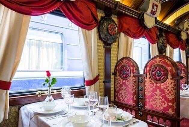 imperial russia dining photo 6