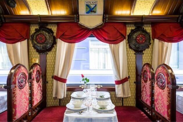 imperial russia dining photo 8