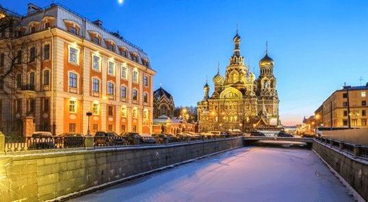 itinerary insert St Petersburg 3