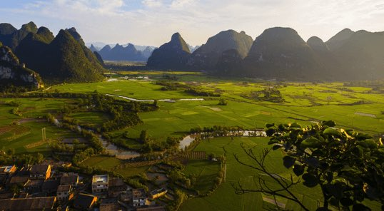 itinerary insert guilin 1