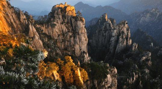 itinerary insert huangshan 1