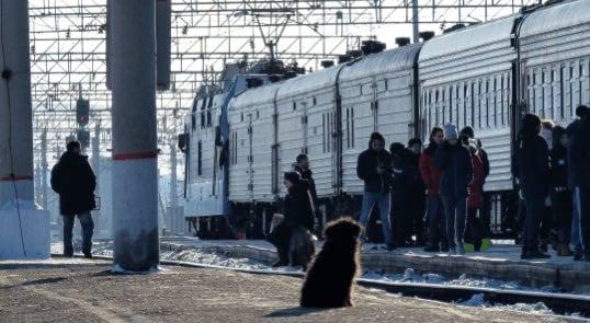 itinerary insert train 58