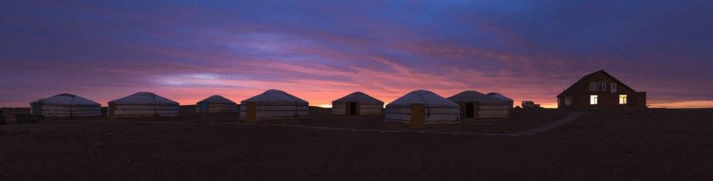 mongolian ger accommodation