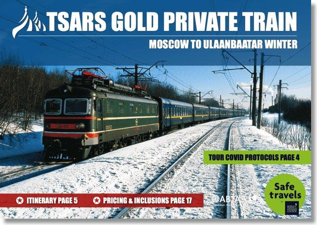 tsars Gold winter eastbound dossier