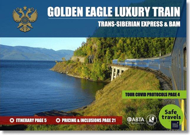 Golden Eagle Trans-Siberian BAM dossier