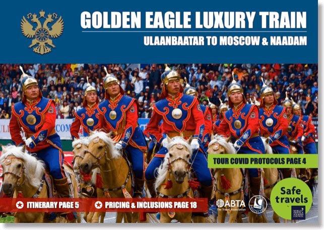 Golden Eagle UB moscow naadam dossier