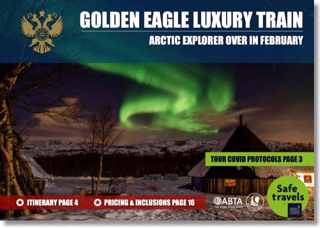 Golden Eagle arctic explorer february dossier