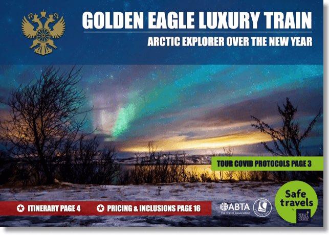 Golden Eagle arctic explorer new year dossier