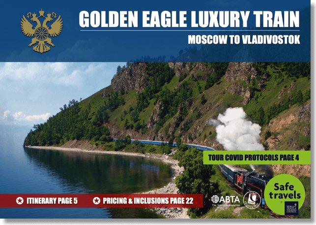 Golden Eagle moscow vladivostok dossier