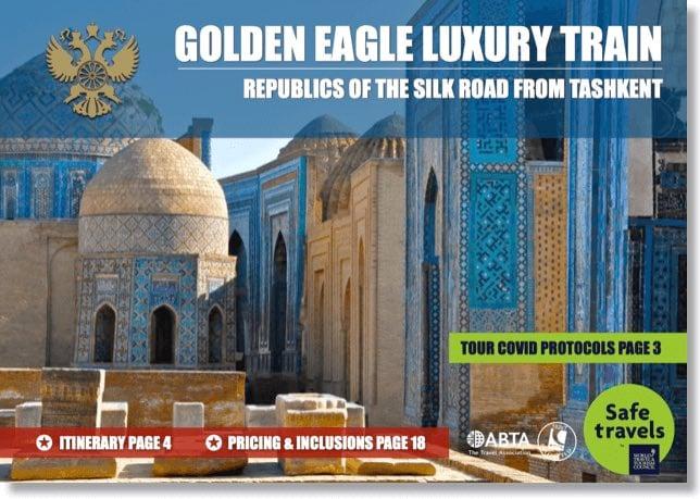 Golden Eagle republics silk road tashkent dossier