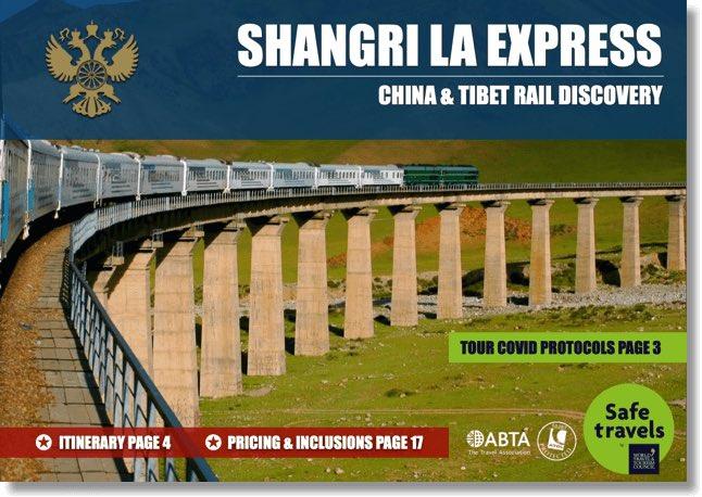 Golden Eagle shangri la express dossier