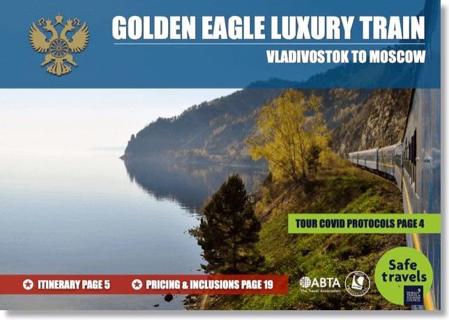 Golden Eagle vladivostok moscow dossier