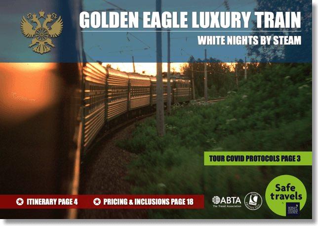 Golden Eagle white nights steam dossier