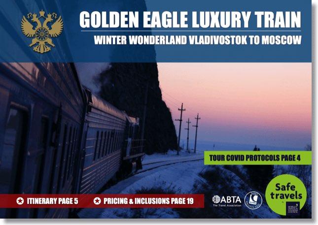 Golden Eagle winter westbound dossier