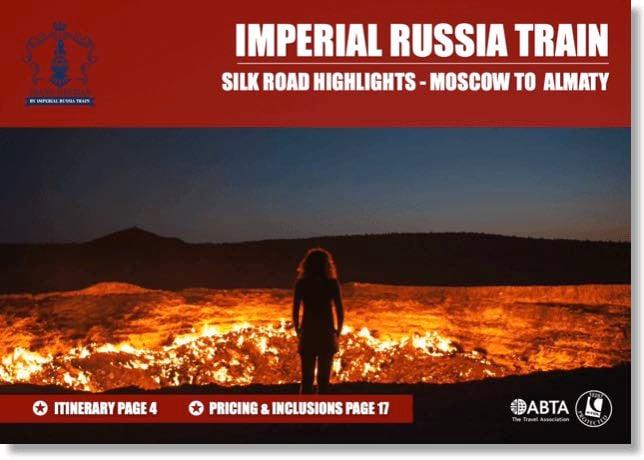 Imperial Russia Silk Road dossier