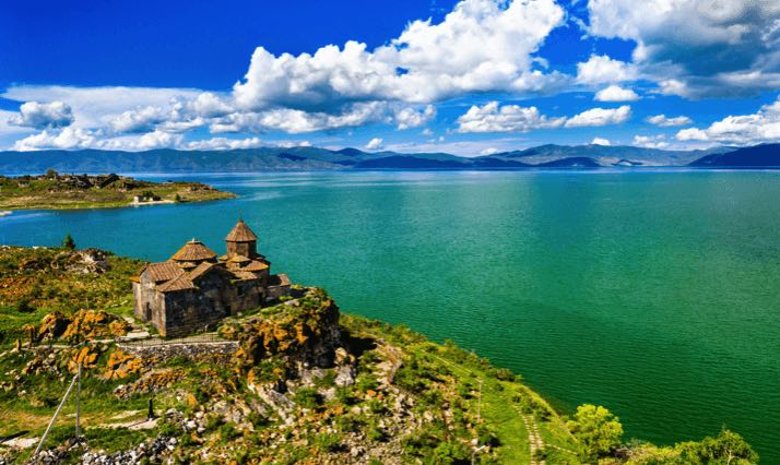 central asia armenia