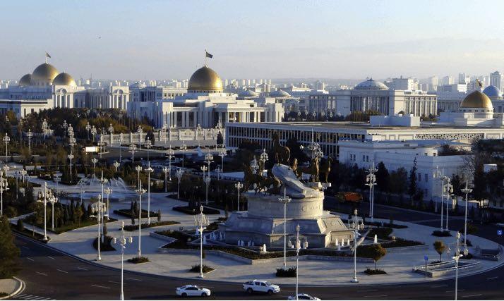 central asia ashgabat