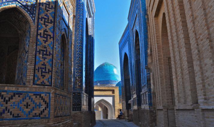 central asia tashkent