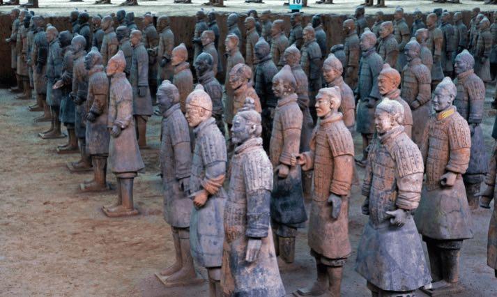 central asia xian