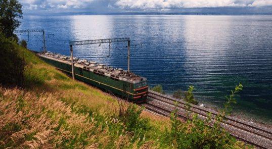 lake baikal listvyanka 1