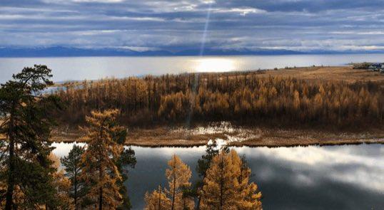lake baikal severobaikalsk 1